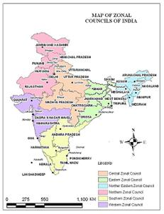 india map composition iscs
